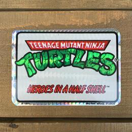 TURTLES Card Sticker/タートルズ ステッカー/170618-7
