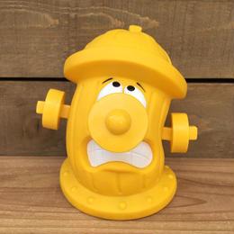 Disney Toon Town Fire Hydrant Bank/ディズニー トゥーンタウン 消火栓 貯金箱/170124-1