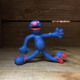 SESAME STREET Grover PVC Figure/セサミストリート グローバー PVCフィギュア/181001-13