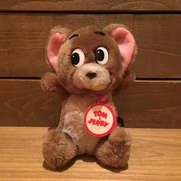 TOM & JERRY Jerry Plush Doll/トムとジェリー ジェリー ぬいぐるみ/180223-9