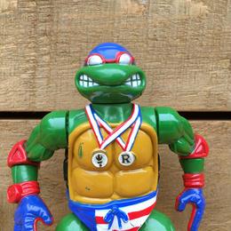 TURTLES Super-swimmin' Raph/タートルズ スーパースイミン ラファエロ フィギュア/170728-3