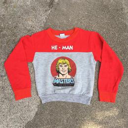 MOTU He-man Sweat/マスターズオブザユニバース ヒーマン スウェット/180603-5
