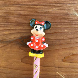 Disney Minnie Mouse Pencil/ディズニー ミニー・マウス 鉛筆/180204-17