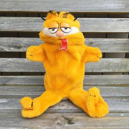 GARFIELD Hand Puppet/ガーフィールド ハンドパペット/180521-9