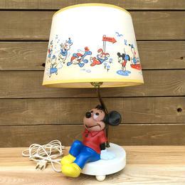 Disney Mickey Mouse Room Lamp/ディズニー ミッキー・マウス ルームランプ/170609-3