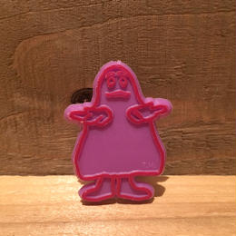 McDolad's Happy Meal Stamp Ring Grimace/マクドナルド ハッピーミール スタンプリング グリマス/171024-3