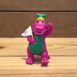 BARNEY Barney PVC Figure/バーニー PVCフィギュア/180810-3