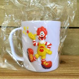 Mcdonald's Happy Birthday Novelty Cup/マクドナルド ハッピーバースデー ノベルティカップ/170123-7