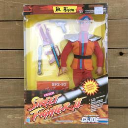G.I.JOE Street Fighter 2 M.Bison 12Inch/GIジョー ストリートファイター2 M.バイソン 12インチフィギュア/170217-1
