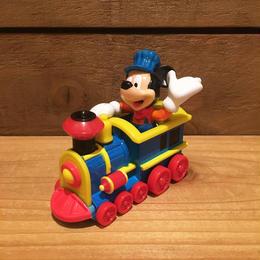 Disney Mickey Mouse Diecast Locomotive/ディズニー ミッキー・マウス ダイキャスト機関車/180117-4