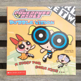 POWERPUFF GIRLS Picture Story Book/パワーパフガールズ 絵本/180416-1