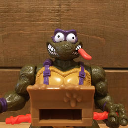 TURTLES Pizza Tossin' Donatello Figure/タートルズ ピザトッシン・ドナテロ フィギュア/180222-5
