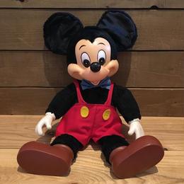 Disney Mickey Mouse Plush Doll/ディズニー ミッキー・マウス ぬいぐるみ/180926-7