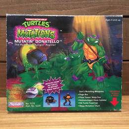 TURTLES Mutations Donatello Figure/タートルズ ミューテーション ドナテロ フィギュア/180222-1