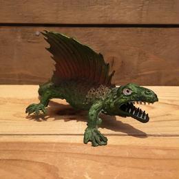 DINOSAUR Dimetrodon Rubber Toy/恐竜 ディメトロドン ラバートイ/180615-9
