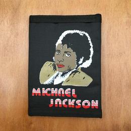 MICHAEL JACKSON Wallet Black/マイケル・ジャクソン お財布 ブラック/170911-5