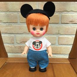 Disney Mouseketeer Doll/ディズニー マウスケティアドール/170730-6