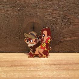 Disney Chip 'n Dale Rescue Rangers Pin/ディズニー チップとデールの大作戦 ピンズ/180323-2