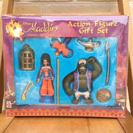 Aladdin Action Figure Gift Set/アラジン アクションフィギュア ギフトセット/170716-3