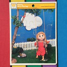 Katie on a Swing Puzzle/ケイティ・オン・ア・スイング パズル/161024-1