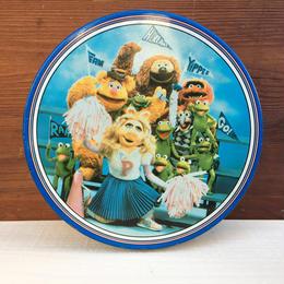 THE MUPPETS Give Moi Muppets Tin Box/ザ・マペッツ ギブモイ・マペッツ 缶/171219-5