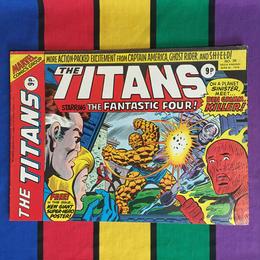 MARVEL The Titans Comics/マーベル ザ・タイタンズ コミック/160404-12
