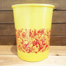 MARVEL Plastic Trush Can/マーベル プラスチック ゴミ箱/18409-1