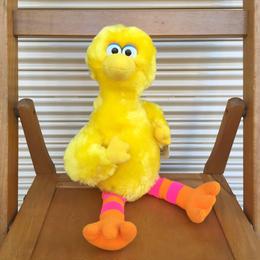 SESAME STREET Big Bird Plush Doll/セサミストリート ビッグバード ぬいぐるみ/171219-7