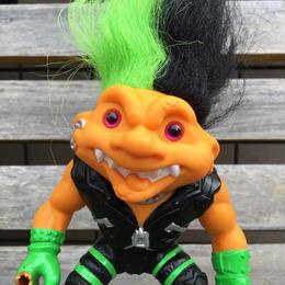 BATTLE TROLLS Punk Troll Figure/バトルトロール パンクトロール フィギュア/180608-5