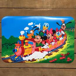 Disney Mickey&Friend Lunch Mat/ディズニー ミッキー&フレンズ ランチマット/170621-6