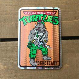 TURTLES Card Sticker/タートルズ ステッカー/170618-13