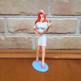 ROGER RABBIT Jessica Rabbit PVC Figure/ロジャー・ラビット ジェシカ・ラビット PVCフィギュア/170920-7