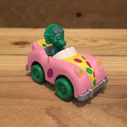BARNEY Baby Bop Die Cast Car/バーニー ベイビーボップ ダイキャストカー/180810-13
