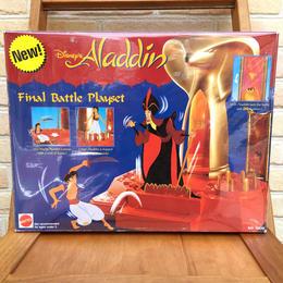 Aladdin Final Battle Playset/アラジン ファイナルバトル プレイセット/170716-1