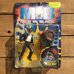 MIB Alien Ambush Jay Figure/メンインブラック エイリアンアンブッシュ・ジェイ フィギュア/180131-1