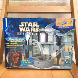 STAR WARS Micro Machines Darth Maul/スターウォーズ マイクロマシン ダース・モール/170721-1