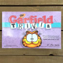 GARFIELD The Garfield Trivia Book/ガーフィールド トリビアブック/170317-2