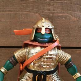 TURTLES Ninja Knight Michaelangelo Figure/タートルズ ニンジャナイト・ミケランジェロ フィギュア/180518-4