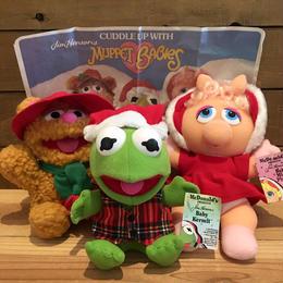 THE MUPPETS Muppets Babies Plush Doll Set/ザ・マペッツ マペッツ・ベイビーズ ぬいぐるみセット/180813-2