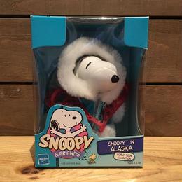 PEANUTS Snoopy In Alaska Figure/ピーナッツ スヌーピー イン・アラスカ フィギュア/180706-2