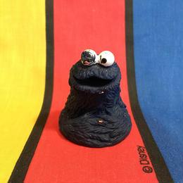 SESAME STREET Cookie Monster Finger Puppet/セサミストリート クッキーモンスター 指人形/160829-6
