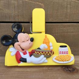 Disney Mickey Mouse Big Clip/ディズニー ミッキー・マウス ビッグクリップ/170309-10