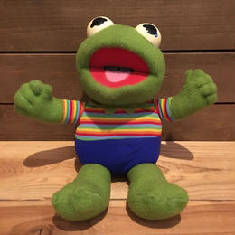 THE MUPPETS Babie Kermit Plush Doll Set/ザ・マペッツ ベイビー・カーミット ぬいぐるみ/180618-4