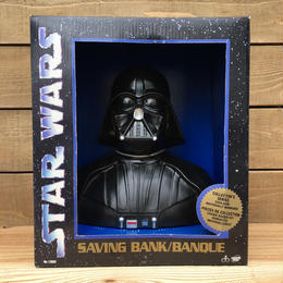 STAR WARS Darth Vader Bust Bank/スターウォーズ ダースベイダー バストバンク/170314-3