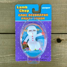 Lamb Chop PVC Figure/ラムチョップ PVCフィギュア/161128-14