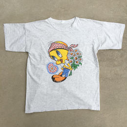 LOONEY TUNES Tweety T Shirts/ルーニー・テューンズ トゥイーティー Tシャツ/180305-5