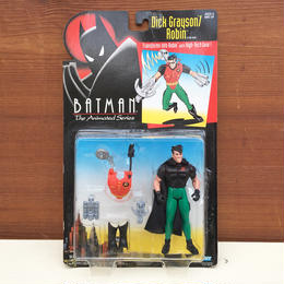 BATMAN Dick Grayson as Robin Figure/バットマン ディック・グレイソン as ロビン フィギュア/180216-1