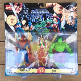 MARVEL TEAM UP Spider-man VS Hulk/マーベルチームアップ スパイダーマン VS ハルク フィギュア/170529-14