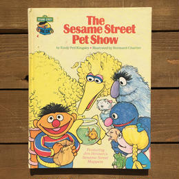 SESAME STREET Picture Book/ セサミストリート 絵本/180129-8