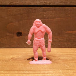 HORROR MONSTERS Cave Man Plastic Toy/ホラーモンスターズ ケイブマン プラスチックトイ/171227-3